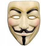 V for Vendetta Guy Fawkes Face Mask US $0.20 (~AU $0.26) Delivered @ Zapals