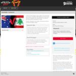 Australia V Lebanon Rugby League World Cup 2017 - 11 NOV - FREE TICKETS