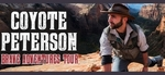 Win 1 of 7 Double Passes to See Coyote Peterson from Ticket Wombat (NSW)