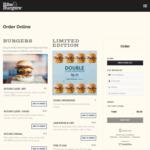 [NSW, VIC, QLD, WA] Ribs and Burgers Double Cheeseburger $6