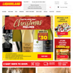 Free Delivery ($50 Minimum Spend) at LiquorLand