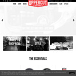Uppercut Deluxe - Buy One Get One Free Site Wide - Free Standard Shipping over $50