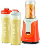 Harvey Norman - Kambrook Blitz2Go Blender & Bonus Bottle Bundle [Valued $12.95] for $19