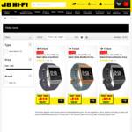 Fitbit Ionic $394 @ JB Hi-Fi