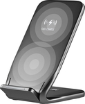 ROCK W3 Qi Wireless Fast Charging Charger Mobile Phone Dock Station US $18.99 (AU $25.54) Delivered @Tmart.com
