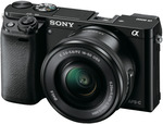 Sony A6000 Mirrorless Camera with 16-50mm Lens $612 @ The Good Guys (with Bonus $150 EFTPOS Card)