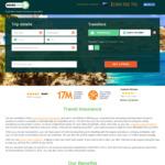 15% off Travel Insurance with InsureandGo Via Iknowthepilot