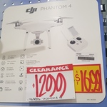 DJI Phantom 4 $1299 (Was $1699), DJI Phantom 3 $599 (Was $649) @ JB Hi-Fi