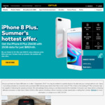 iPhone X 256GB $100pm (25GB Data) @ Optus, In Store (New Customers) [24 Month Contract]