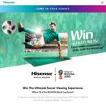 "Win 1 of 5 Hisense 65"" Series 7 ULED 4K Ultra HD TVs Worth $3,499 from Hisense"