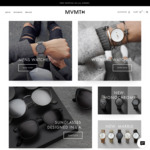 10% off & Free Shipping @ MVMT Watches