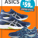 Anaconda - ASICS $59 All Runners - This Weekend Apr 21-22 (In Store Only)