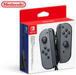 Nintendo Switch Joy-Con Pair (Grey) $80.79 @ Catch eBay