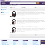 Sennheiser GAME ZERO Black or White Headset @ $179 & GAME ONE White Headset @ $159 + FREE Shipping with Coupon Code @ Mwave