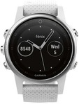 Garmin Fenix 5S GPS Heart Rate Watch with Free Delivery to Metro Areas $549 @ rebel