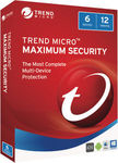 Trend Micro Maximum Security 1-6 Device $57.58 ($50 Cashback) Click & Collect @ eBay The Good Guys (Was $71.97)