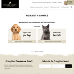 FREE 50g Pet Food Sample Delivered @ Ivory Coat Companion Goods