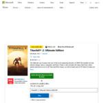 [XB1 Live Gold] Titanfall 2: Ultimate Edition $7.49,  Tomb Raider: DE $5.99 @ Microsoft AU
