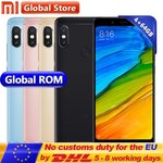 Xiaomi Redmi Note 5 - 4GB RAM 64GB ROM Snapdragon 636 US $173.44 (~$236.97 Inc GST) Delivered via DHL @AliExpress