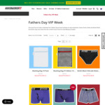 Underwear from $4.95 @ Frank and Beans Fathers Day VIP Sale - Free Shipping Over $50
