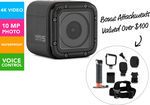 GoPro HERO5 Session 4K Action Camera Bundle $199 + Shipping (Free with Club Catch) @ Catch