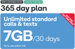 Buy One Get One Free Kogan Mobile Now on Medium Plan (365 Days | 7GB Per 30 Days, $12.32/30 Days/Person) $299.90