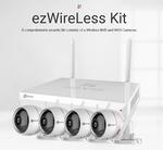 Ezviz ezWireless Kit 4 x 1080p Camera with 1TB 4 Channel NVR $550 Delivered @ StarnetOnline