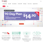 [Existing Customers] Kogan Mobile Data Upgrades on Plan for this Cycle