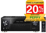Pioneer VSX-932 7.2 Channel 130W 4K Dolby Atmos DTS-HD Network AV Receiver Amplifier $535.20 Delivered @ K.g Electronics eBay