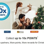 Collect up to 10x flybuys Points on Every Shop at Coles, Liquorland, First Choice Liquor and Target @ flybuys