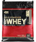 Optimum Nutrition 100% Gold 4.5kg Bag Protein Powder Multiple Flavours $126.99 Delivered @ Amazon AU
