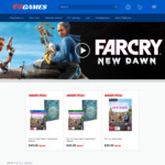 [PC, PS4, XB1] Far Cry New Dawn $49, Pickup or $5.95 Delivery @ EB Games