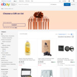 $10 off (No Min Spend) @ eBay
