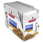 Hills Science Diet 12x 85g 7+ Chicken Cat Food Only $7.95 + Free Shipping over $49 @ Net to Pet