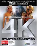 4K Starter Collection - Life of Pi, The Revenant, The Martian $22.49 C&C /+ Delivery @ JB Hi-Fi