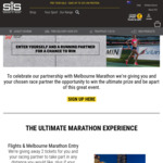 Win a Melbourne Marathon Experience Package for 2 from Science in Sport