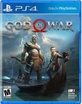 [PS4] God of War $31.94 + Delivery (Free with Prime & $49 Spend) @ Amazon US via AU