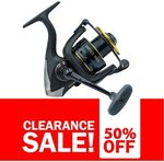 50% off Ryobi Full Metal Spool Virtas Fishing Reel 5000 - $49.97 + Delivery (Free for Orders over $50) @ Fishing Tackle Shop