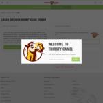 Jim Beam or Canadian Club 1litre $45.98 @ Thirsty Camel (Hump Club Members)