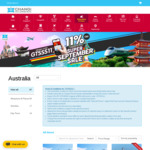[QLD] 11% off Already Discounted Theme Park Tickets @ Changi Recommends