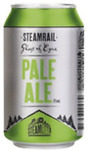 Steamrail Pale Ale 24 Cans $36 + Delivery (Free with eBay Plus/C&C) @ First Choice Liquor eBay