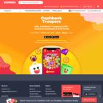 CashBack Troopers Free Discounts or Cashback @ ShopBack via App