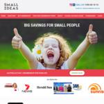 [VIC, NSW, WA, QLD] 20% off Small Ideas Digital Family Membership $27.96 (Was $34.95)