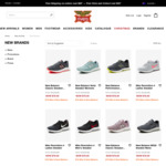 Nike and New Balance Shoes $78 @ Rivers