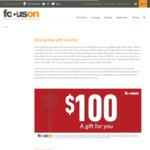$100 off (Min. Spend $1000) @ Focus on Furniture