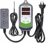 Inkbird ITC-308 AU Plug Pre-Wired Digital Temperature Controller $39.59 Delivered @ Inkbird Amazon AU