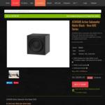 Bowers & Wilkins ASW608 Active 8-inch Sealed Subwoofer (Matte Black Only) $599 Delivered @ KlappAV