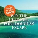 Win a Getaway to Port Douglas for 2 Worth $6,000 from Brand Collective