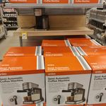 Anko Semi Automatic Coffee Machine $69 @ Kmart