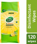 Pine O Cleen Disinfectant Surface Wipes, Lemon Lime Burst, 120 Wipes $9.50 + Delivery (Free with Prime) @Amazon AU
